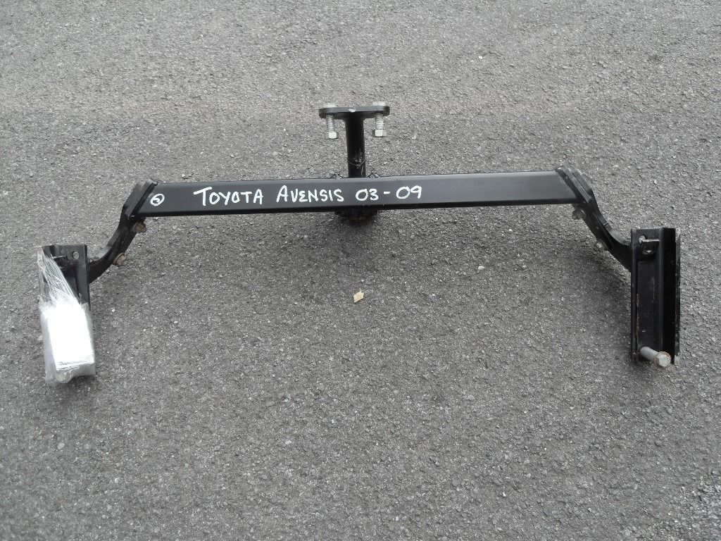 Witter Flange Ball Toyota Avensis Hatch / Saloon Towbar For Sale (2003 - 2009)
