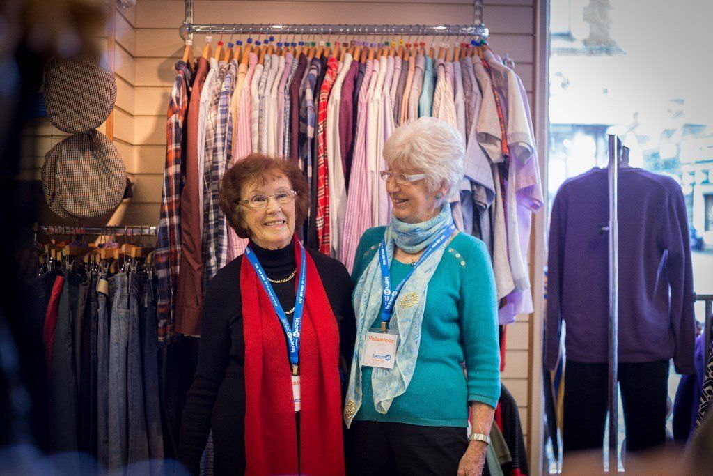 Come and join us as a Volunteer Retail Assistant in our Buckley shop