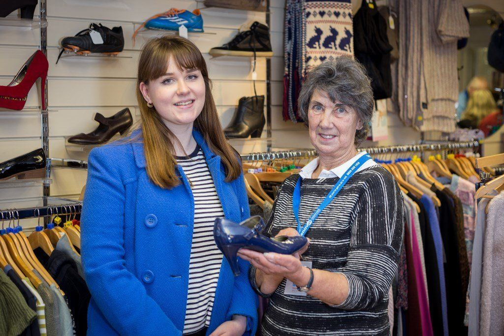 Come and join us as a Volunteer Retail Assistant in our Porthmadog shop