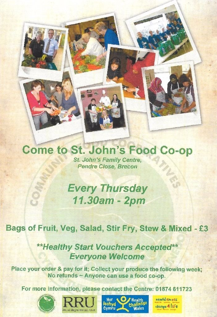 St John's Well-Being Project
