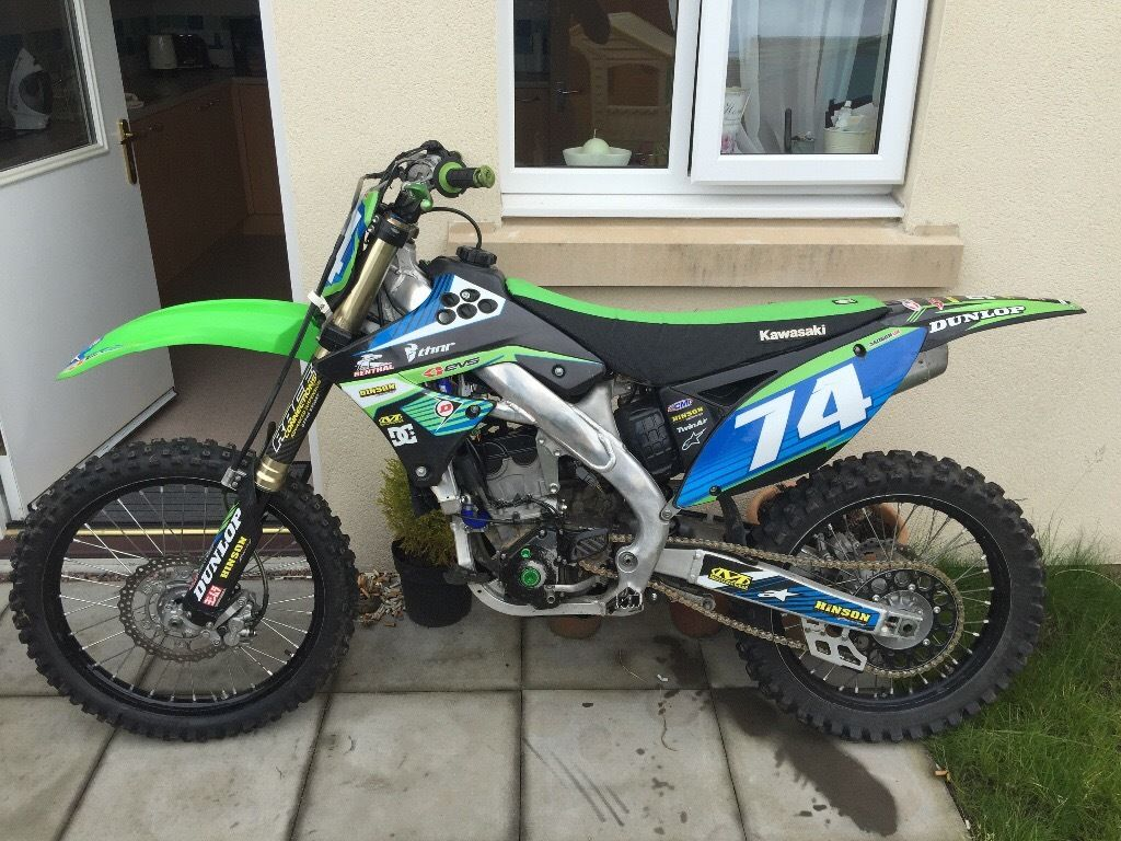 KXF 250 2011 EXTREMELY GOOD CONDITION