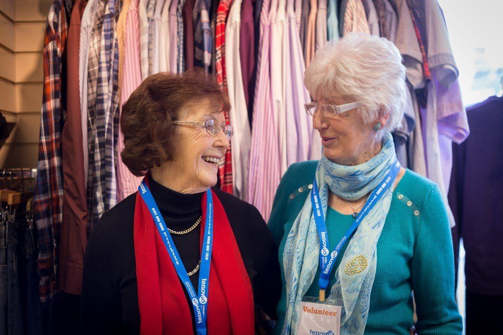 Come and join us as a Volunteer Retail Assistant in our Llangefni shop
