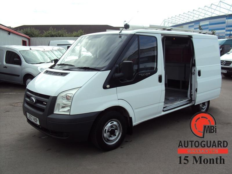 Ford Transit 2.2TDCi Duratorq ( 85PS ) 300S ( Low Roof ) 2008 SWB
