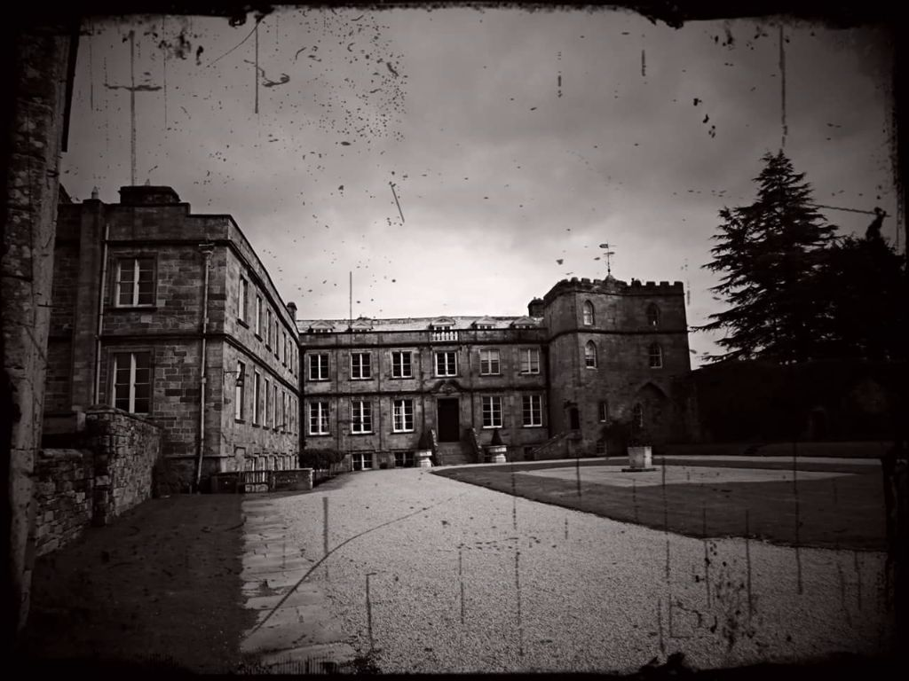 Ghost Hunt Appleby Castle and Keep