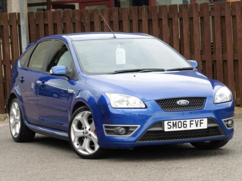 Ford Focus 2.5 SIV St-3 5dr PETROL MANUAL 2006/06