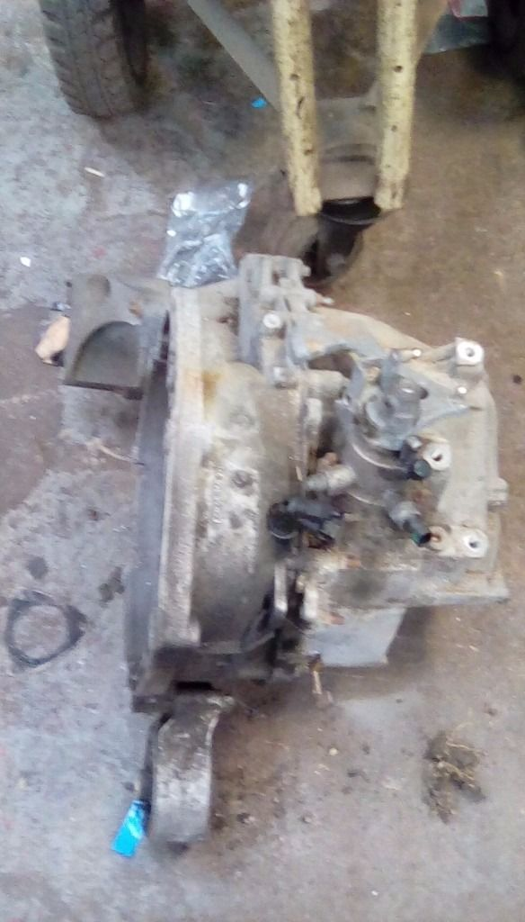 Vauxhall vectra 1.9 cdti 6speed gearbox