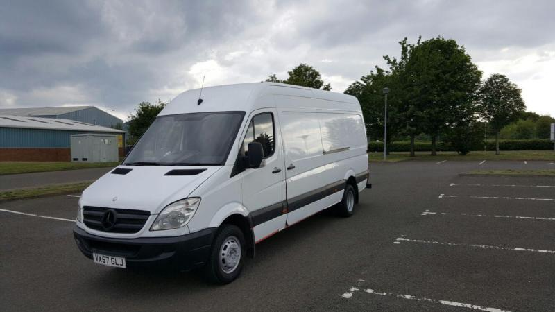 Mercedes-Benz Sprinter 2.2 511CDi LWB (5000kg)