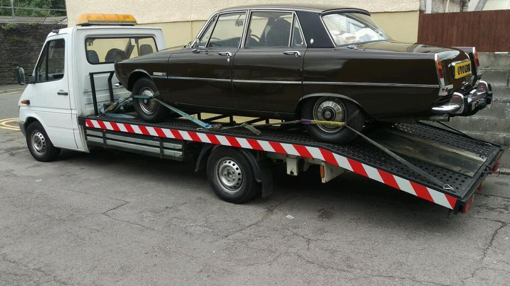 Jks car transportation deliver tow truck recovery spares or repair