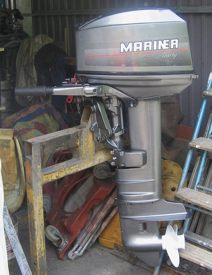 30HP MARINER YAMAHA LONG SHAFT OUTBOARD ENGINE Can deliver anywhere in UK Ireland & Scottish Isles