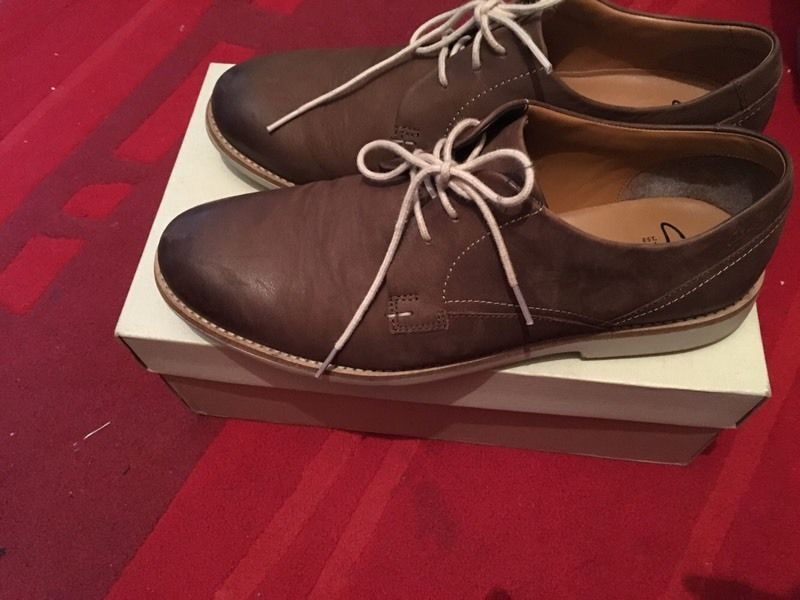 Clarks Raspin shoes