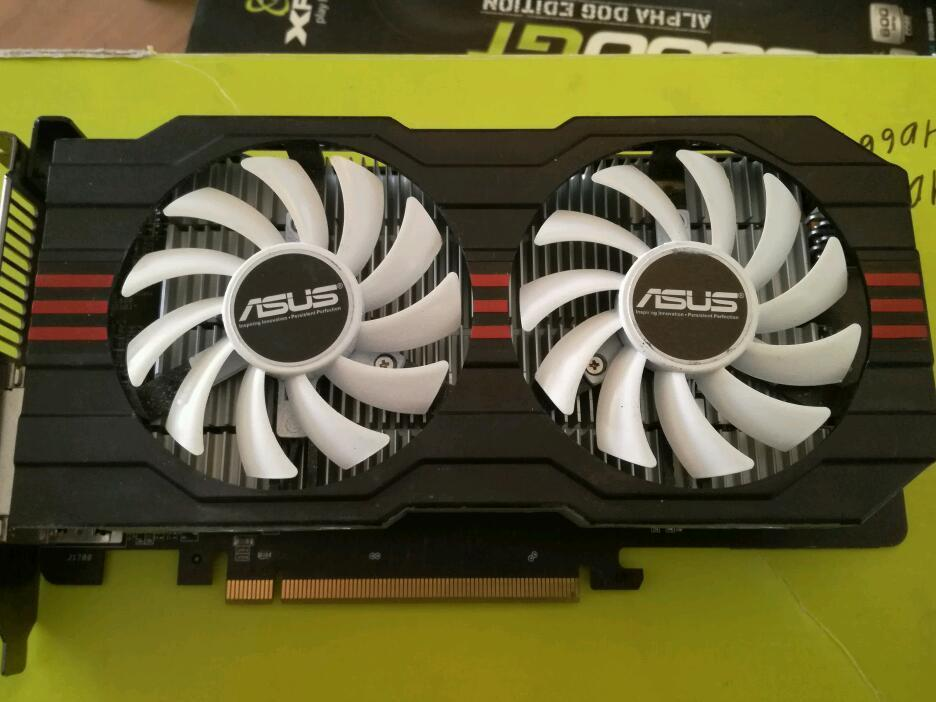 Asus Radeon HD7770 2GDDR5 graphics card