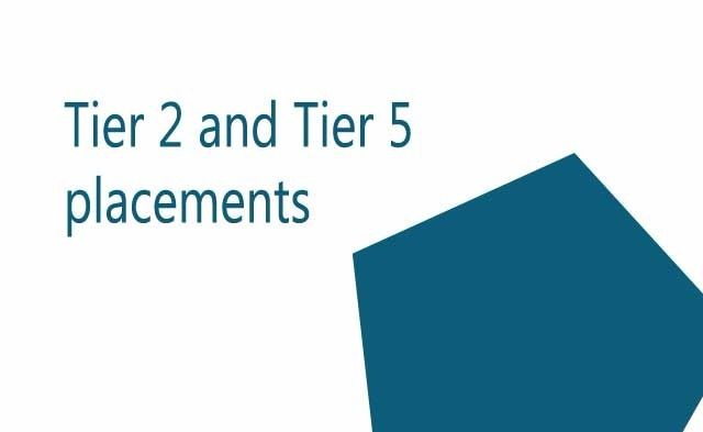 Tier 2 and 5 Work Placements Sponsor and Study USA, Canada, Australia