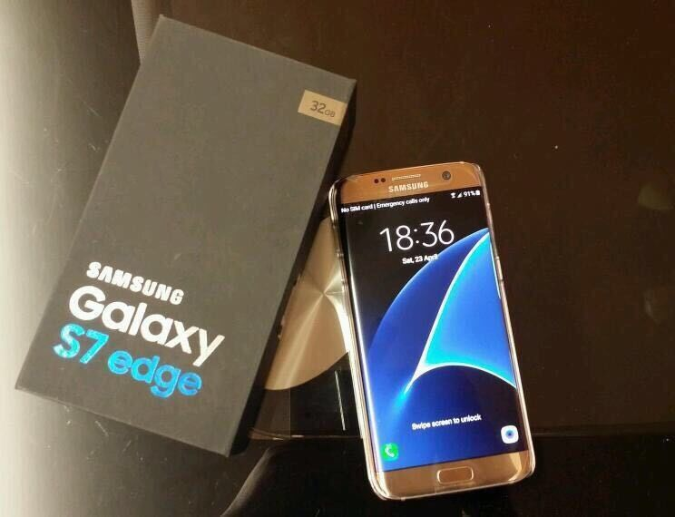 Samsung S7 edge unlocked factory can deliver