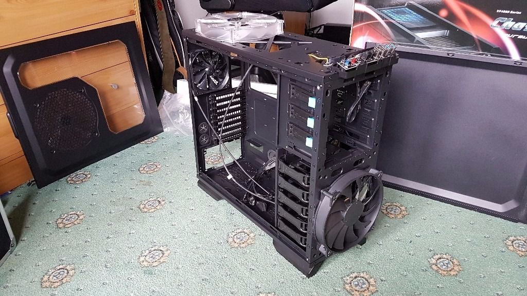 Computer case Thermaltake Chaser-A71