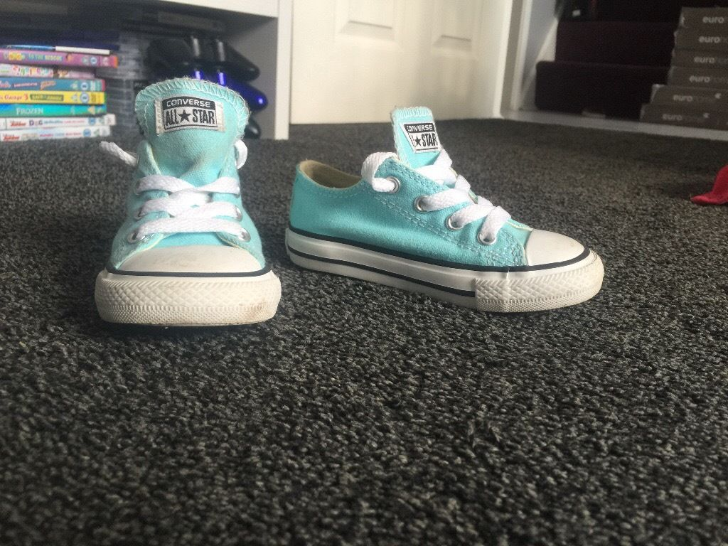 Real child's converse