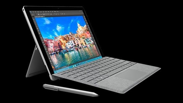 Surface Pro 4 i7 256 SSD 16GB with awesome accessories – Boxed