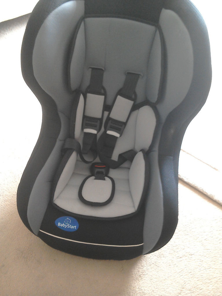 Baby Start car seat for sale.
