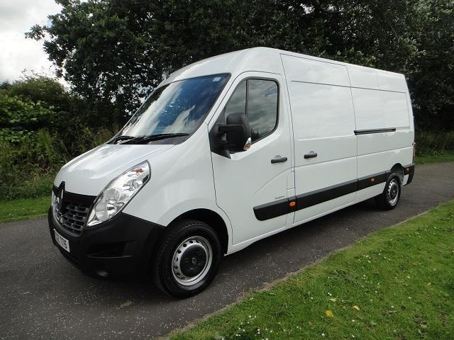 Renault Master 2.3dCi (FWD) LM35 125 Business