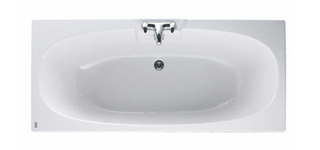 **** NEW **** TWYFORD RIO DOUBLE ENDED BATH