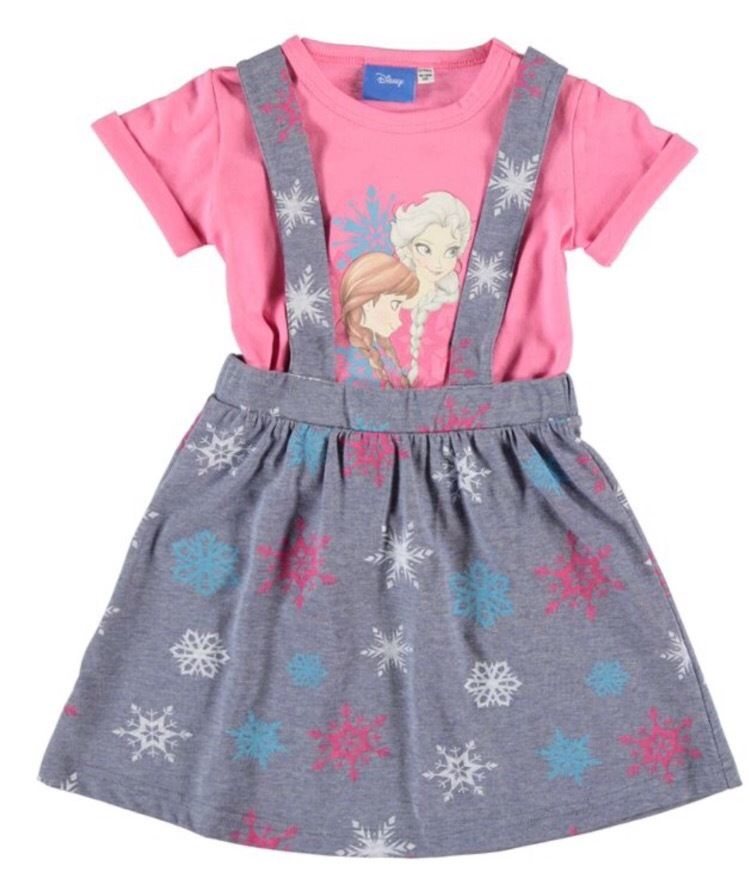 Frozen Brace Dress age 5-6,,7-8,,9-10