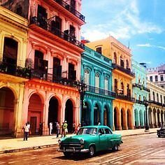 LUXURY CUBA HOLIDAY - 2 weeks - 28 Jul 2016 to 11 Aug 2016