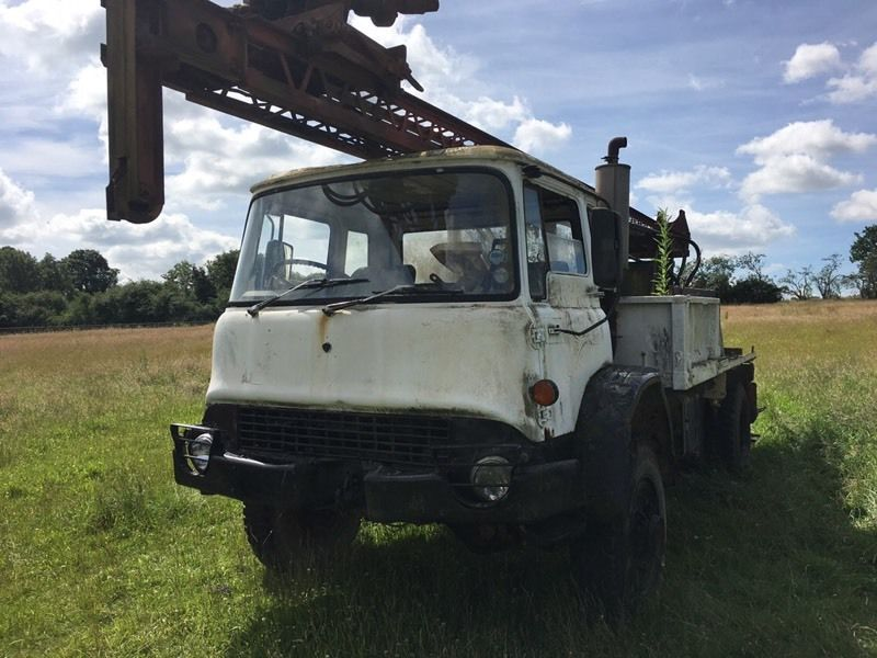 Bedford barn find