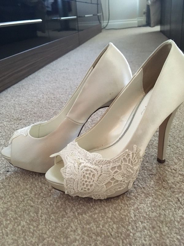 Next Ivory shoes