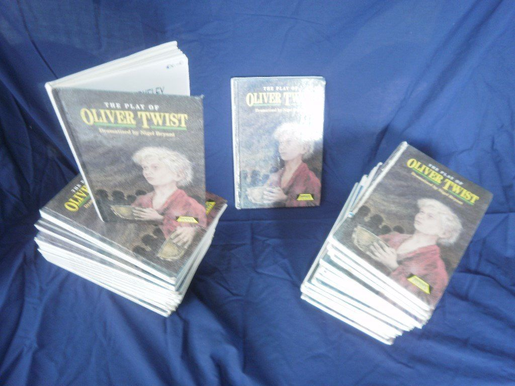 Play of Oliver Twist by Nigel Bryant. Used but in good condition. (25 copies)