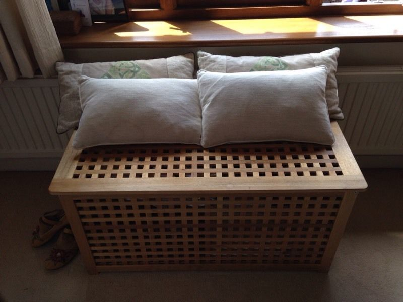 IKEA coffee table/storage unit in one