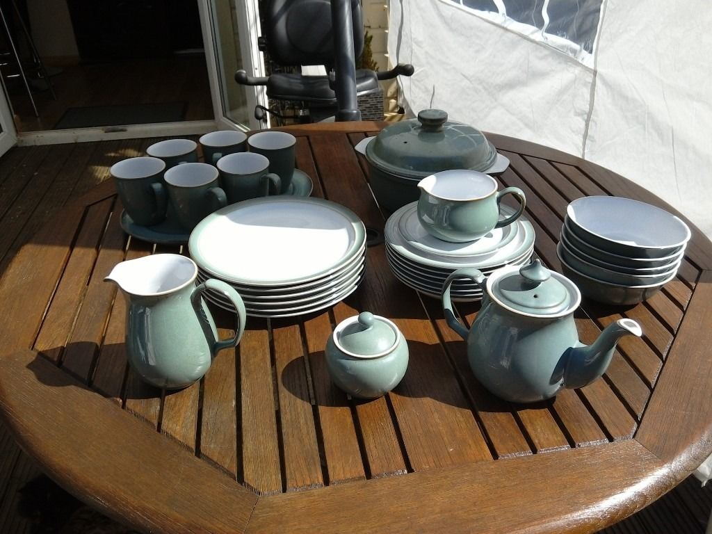 Denby set used excellent condition