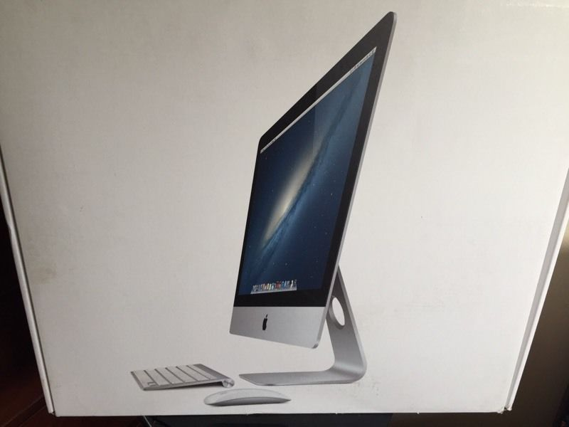 iMac Late 2013 as new with keyboard, Mouse & Trackpad