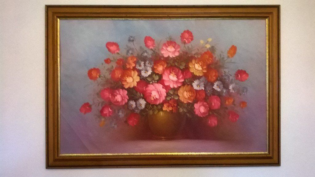 Art Collection of over 30 signed Robert cox Oil Paintings
