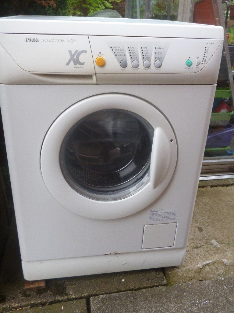WASHER SPARES OR REPAIR