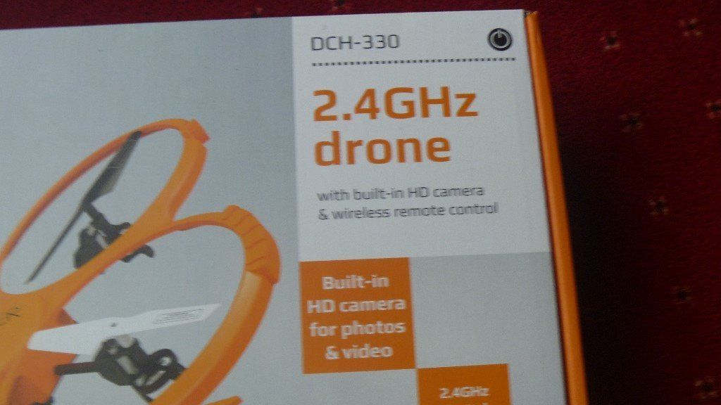 2.4 GHz Drone new still in its box never been used