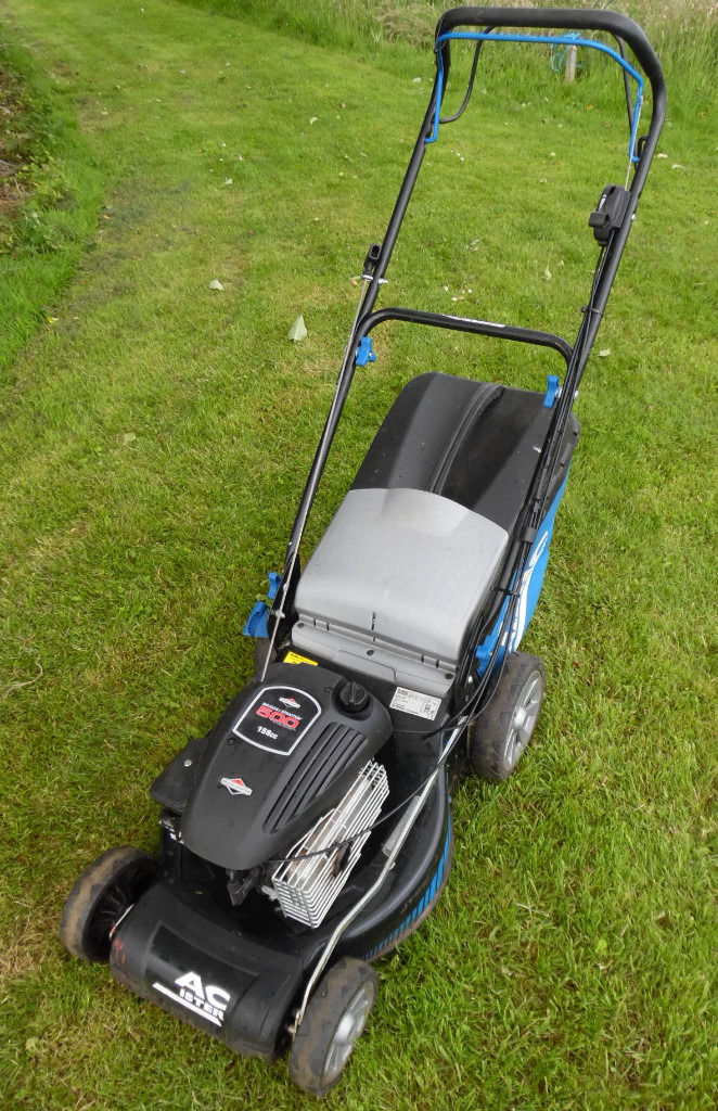 Self Propelled Macallister Petrol Mower