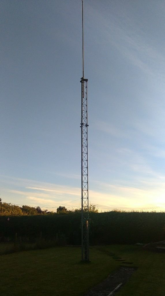 Amateur Radio Mast Antenna
