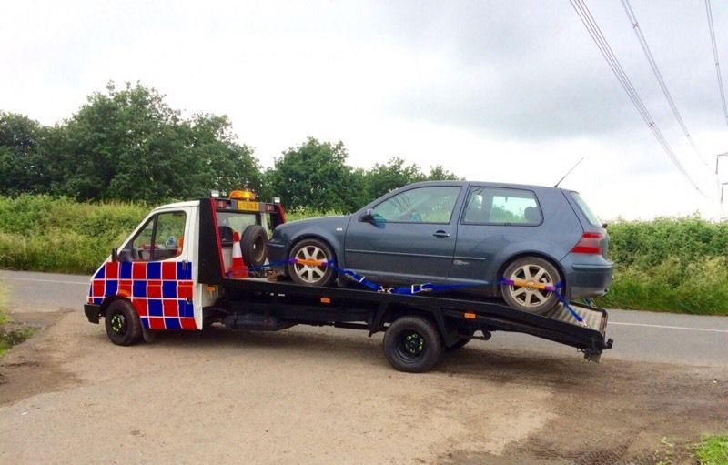 Trust Recovery and vehicle transport services (01296) 320180 Oxon/Bucks