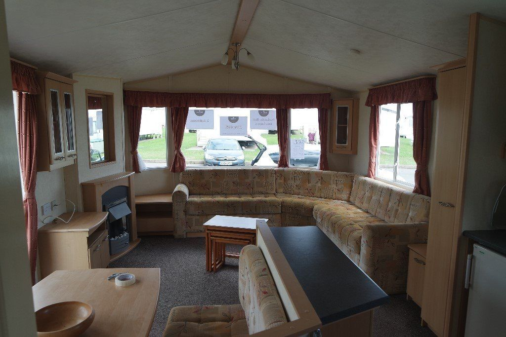 Static Caravan For Sale at Blue Anchor including 2016 Site Fees