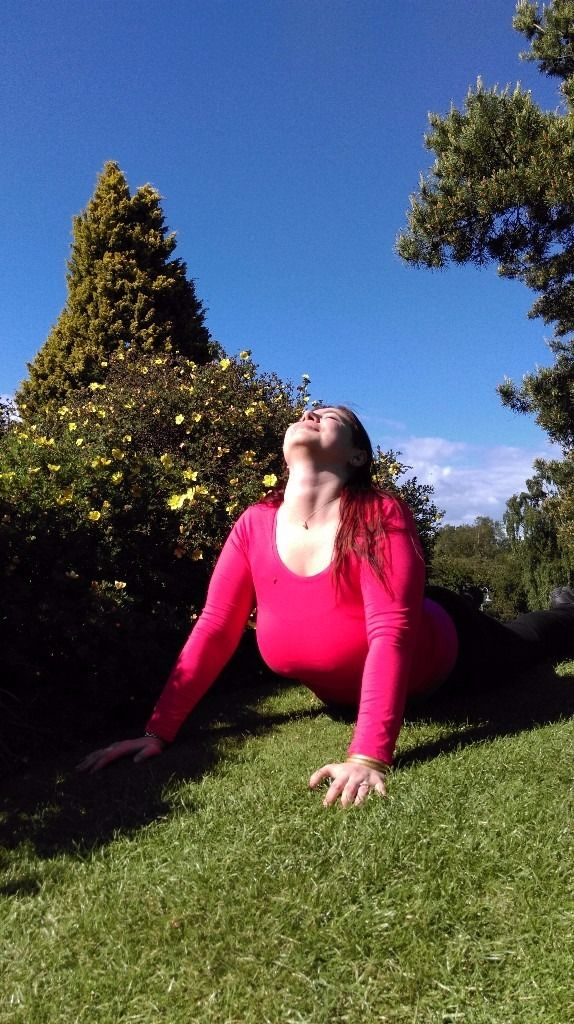 Free Ecstatic Yoga classes - offered by Soma Centre Scotland