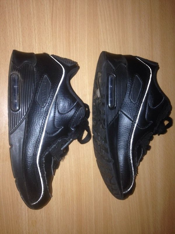 Leather Nike Air Max UK size 1.