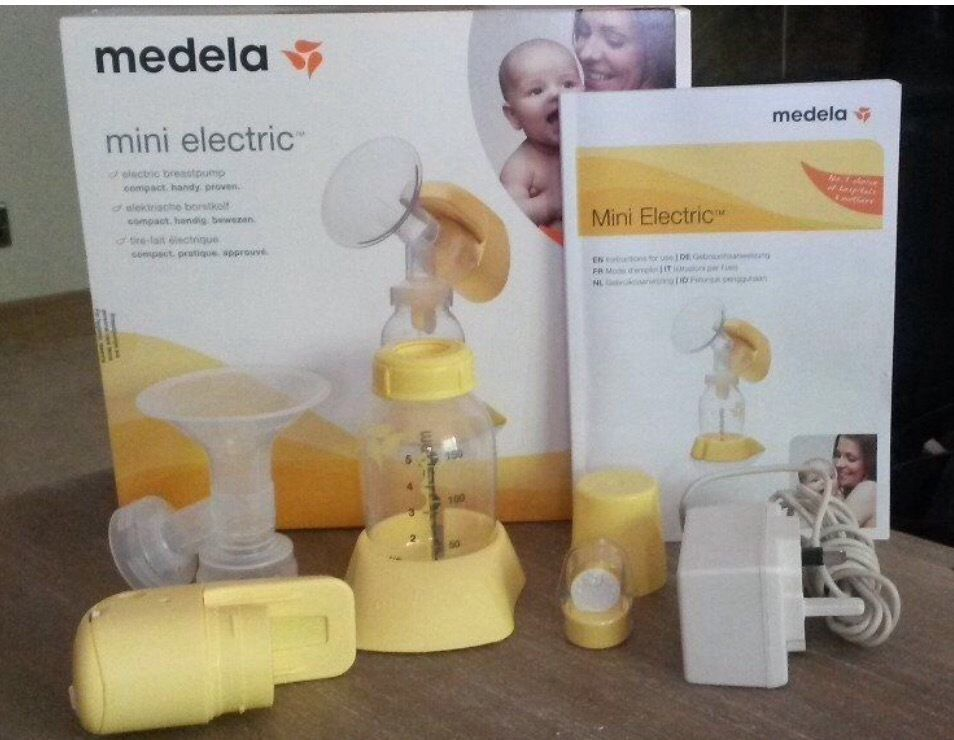 Medela Mini Electric Breast Pump - used one week