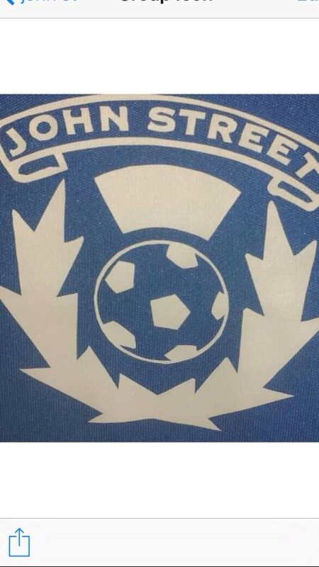 Amateur football team John street