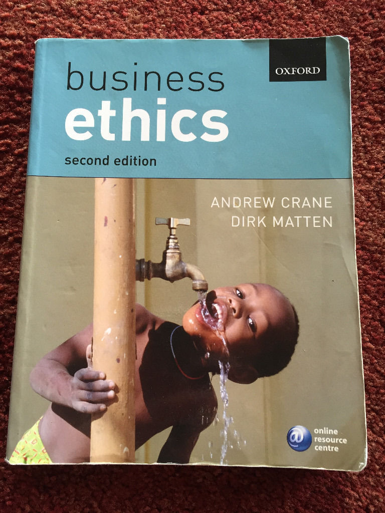 Business Ethics 2nd Ed.
