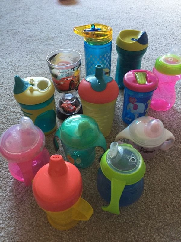Sippee Bottle Cups x12