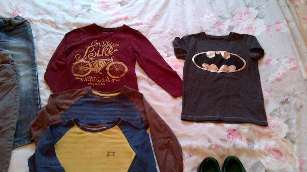 Great BOYS Clothes/Shoes Age 5yrs ***LIKE NEW***