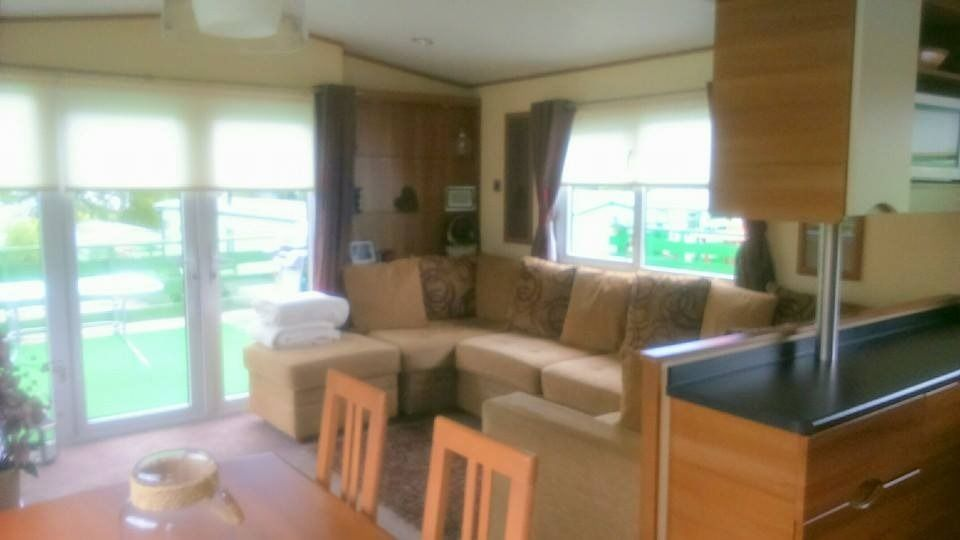 Beautiful 8berth static caravan for sale Hunters Quay Dunoon
