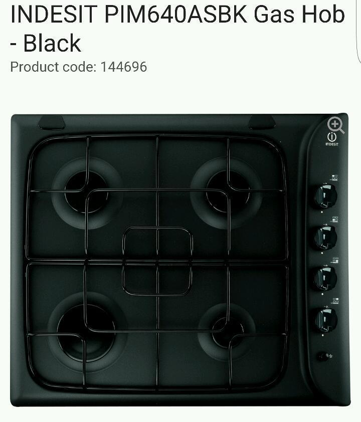 Indesit brand new gas hob