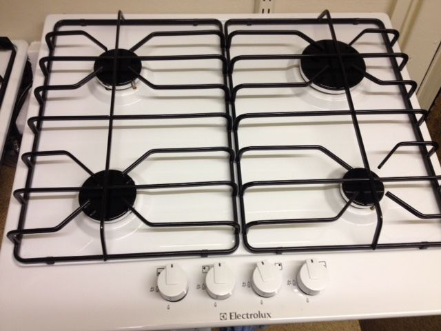 Reconditioned Electrolux gas hob