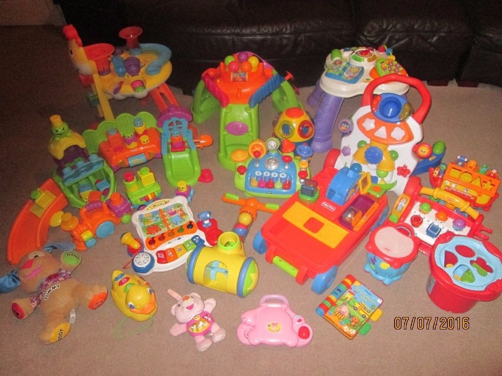 Baby/toddler toy bundle 20 toys in total