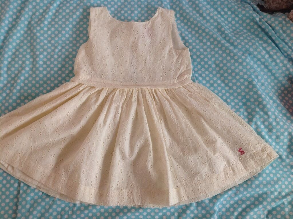 Summer/party Joules dress - Size 4